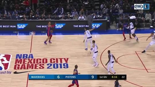 Luka Doncic faz 41 pontos, 12 rebotes e 11 assistências na vitória do Dallas Mavericks