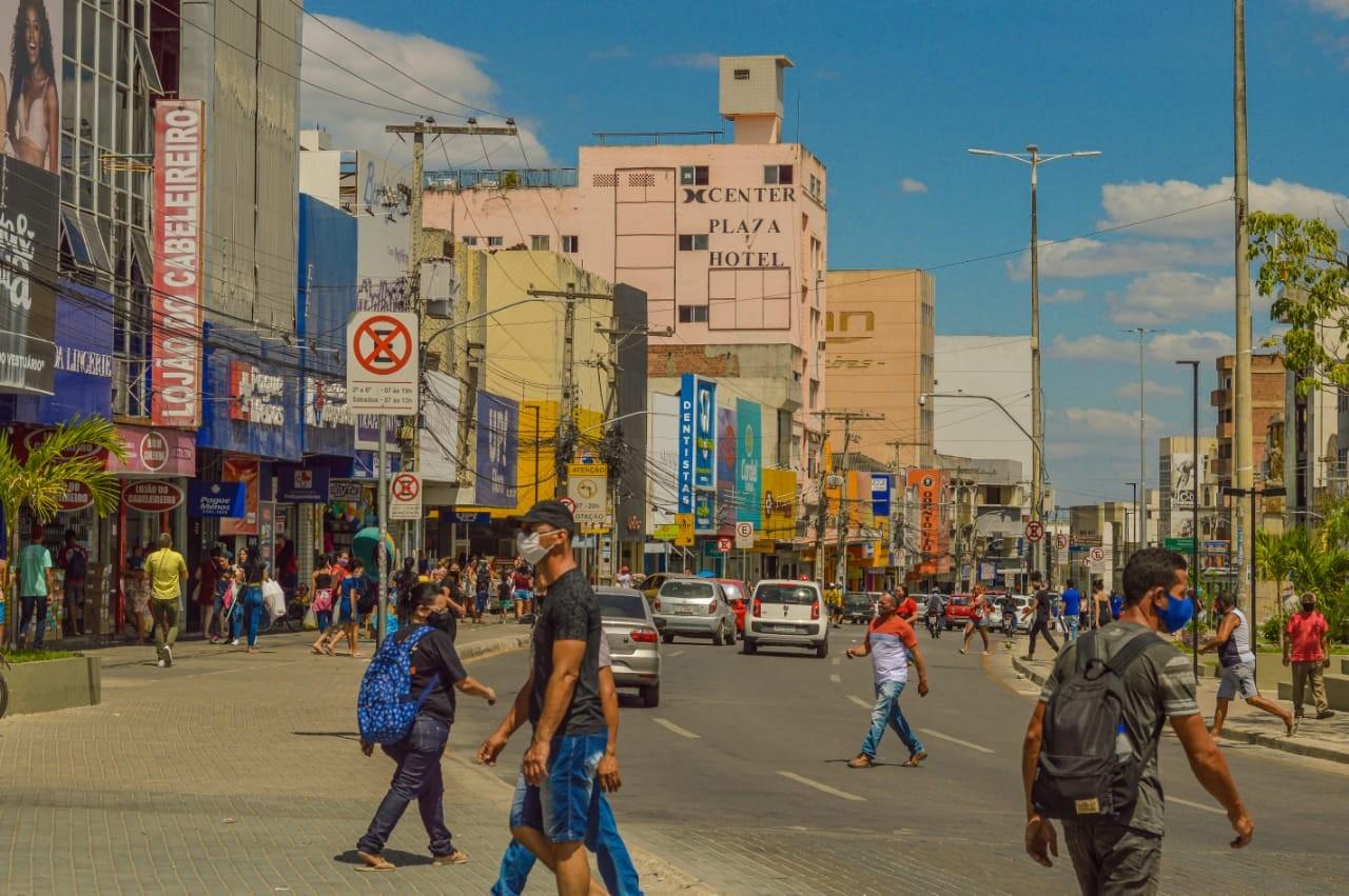 Entidades empresariais solicitam antecipação de feriados municipais para Prefeitura de Caruaru