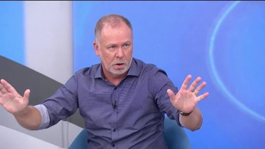"""Bicampeão pelo Cruzeiro, Mano Menezes dá dica para manter motivação: """"Criar instabilidade"""""""