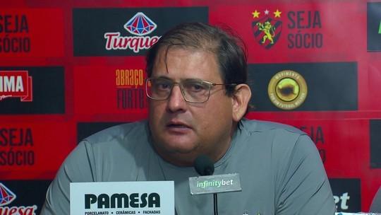 Confira, na íntegra, a coletiva de Guto Ferreira antes do jogo contra o Cuiabá
