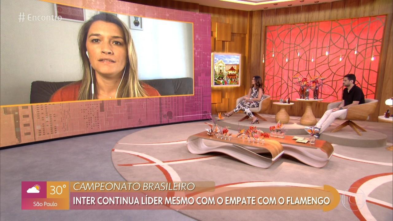 Ana Thaís Mattos comenta a rodada do Brasieirão e jogo da Copa do Brasil