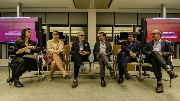 CEOS debatores 4º WILL (Foto: Divulgação )