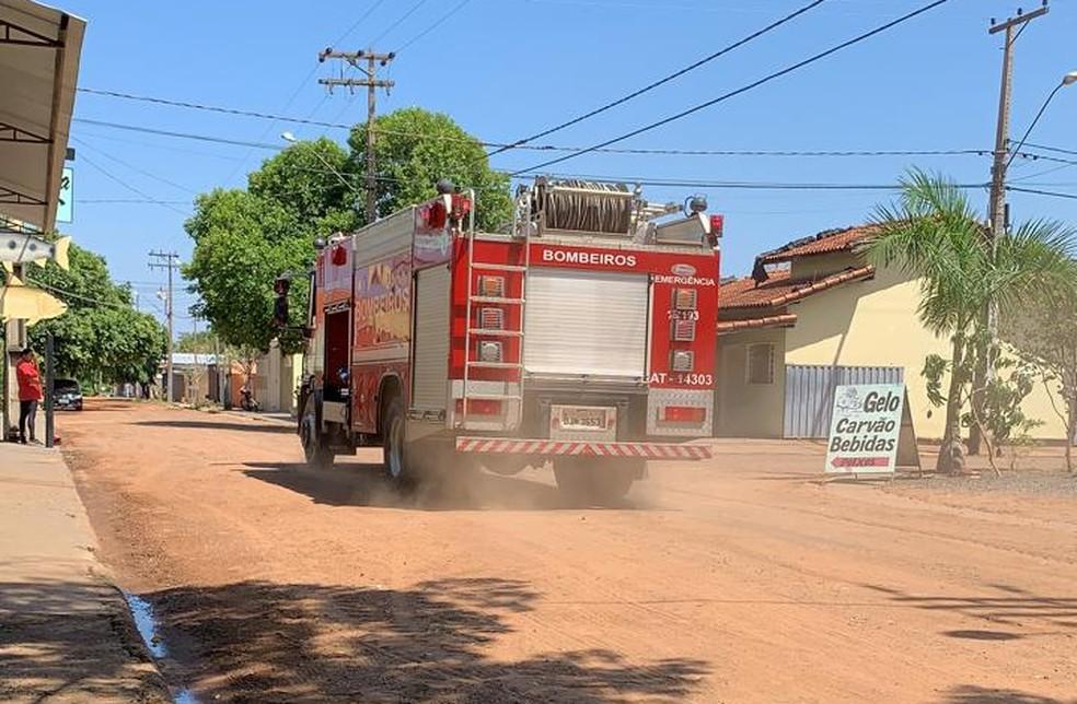 Pescador morreu após ataque de enxame de abelhas no Rio Paraná — Foto: Blog Panorama Notícias