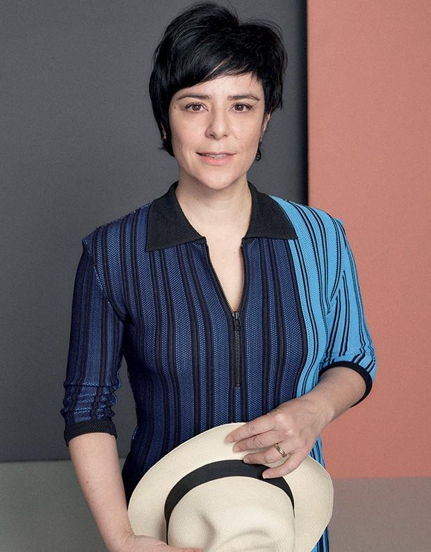 Fernanda Takai, lança um disco com músicas menos conhecidas de Tom Jobim  (Foto: Weber Padua)