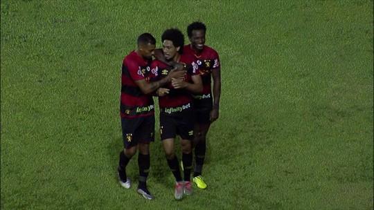 """Guto Ferreira comemora vitória com emoção do Sport: """"Jogo emblemático"""""""