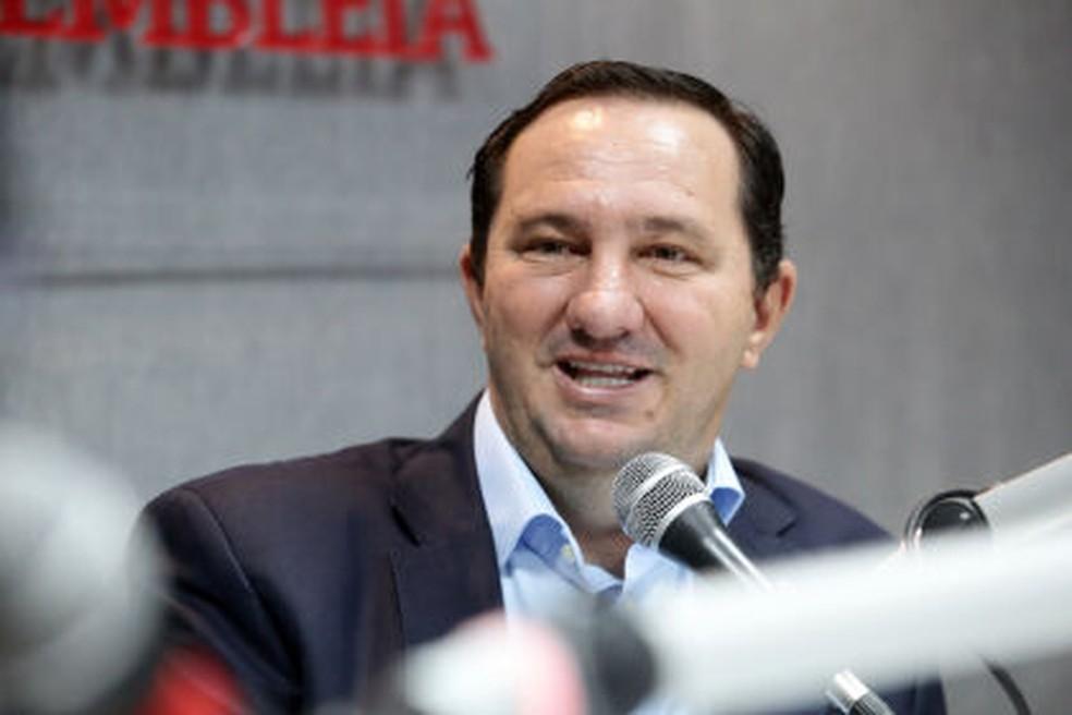 Valdir Barranco, candidato ao Senado — Foto: ALMT/Divulgação