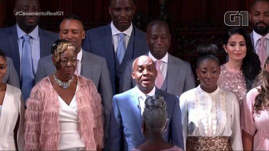 Coral gospel que se apresentou em casamento real assina com gravadora