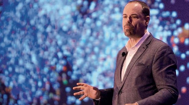 Jay Samit, depois de atuar como executivo em empresas como Link edIn, Sony e Universal Studios, tornou-se vice-presidente da consultoria Deloitte (Foto: Divulgação)