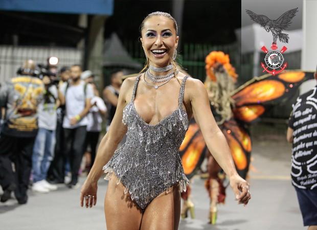 Sabrina Sato - Gaviões da Fiel (Foto: Rafael Cusato/BrazilNews)