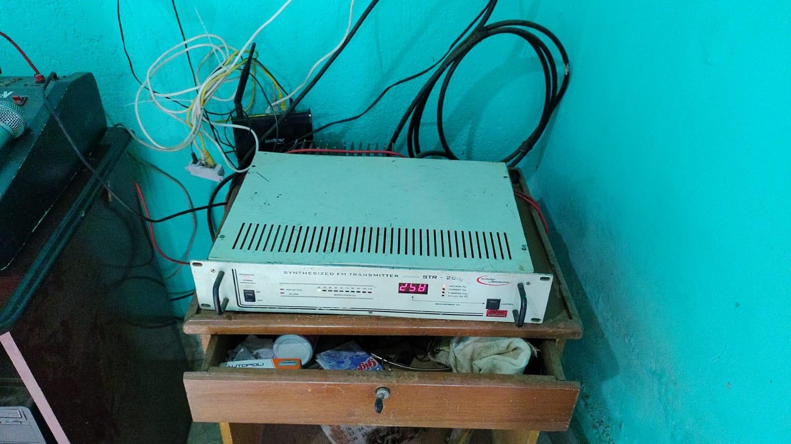 Polícia Federal fecha rádios piratas que atrapalhavam comunicação no Aeroporto de Brasília