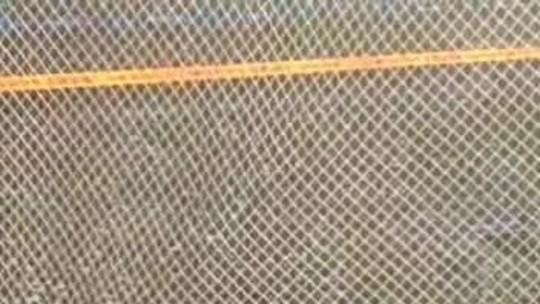 Procon vai à arena do Palmeiras para retirada de telas do setor de visitantes