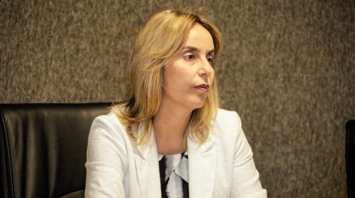 Deputada estadual Alessandra Vieira testa positivo para Covid-19