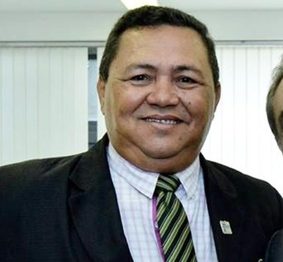 Jodoval Ferreira de Pontes estava internado desde 27 de maio e teve uma parada cardíaca nesta quinta (3). — Foto: Arquivo da família