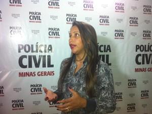 Delgada pede que vítimas denunciem qualquer tentativa de golpe (Foto: Zana Ferreira/ G1)