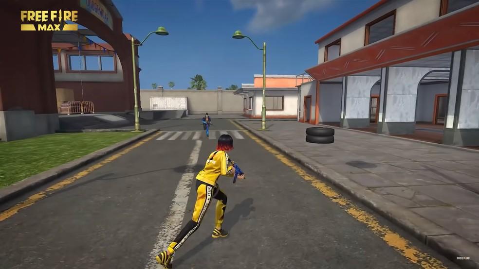 Free Fire Max possui novas animações que garantirão uma melhor imersão para os jogadores — Foto: Divulgação/Garena