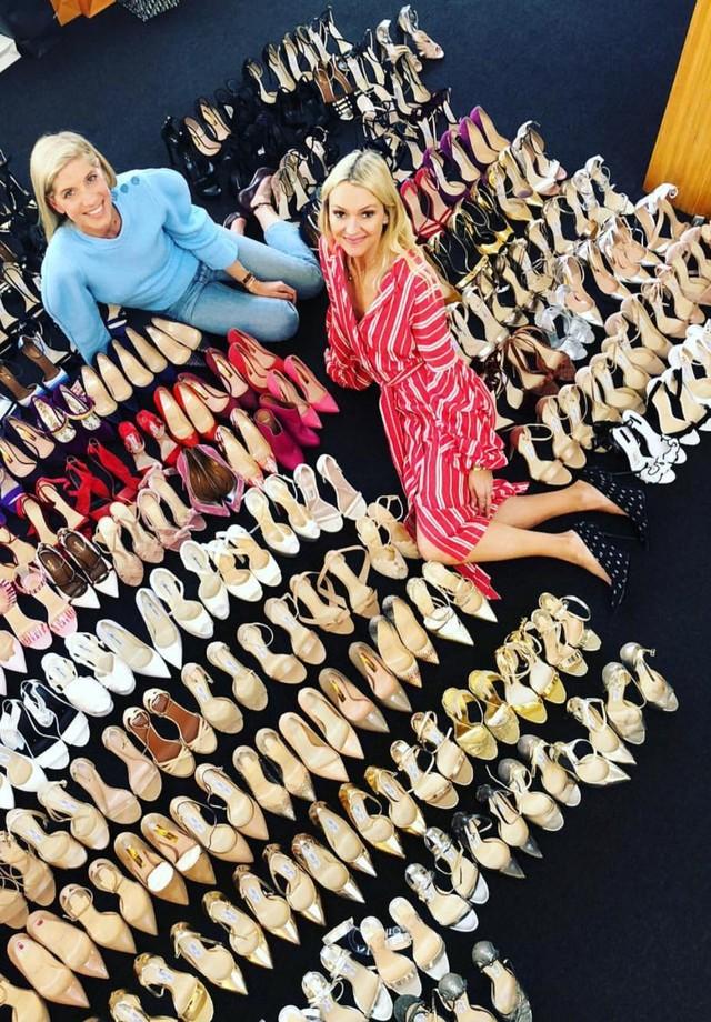 Os sapatos do Oscar (Foto: Reprodução/Instagram)