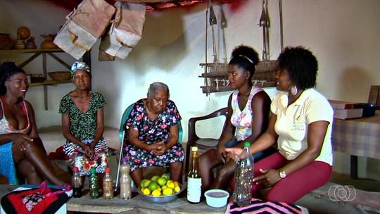 Série Mulheres do Cerrado: conheça o trabalho das mulheres kalunga em Goiás