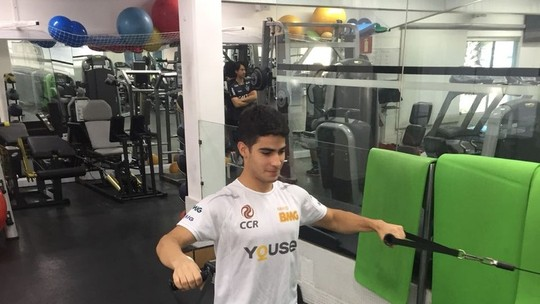 Perto do retorno à F2, Sérgio Sette Câmara faz últimos treinos na Cidade do Galo