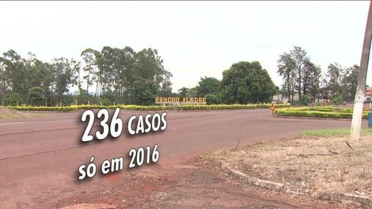 Dengue vira motivo para briga política em Rancho Alegre