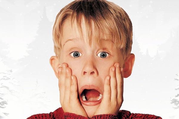 Macaulay Culkin em Esqueceram de Mim (Foto: Divulgação)