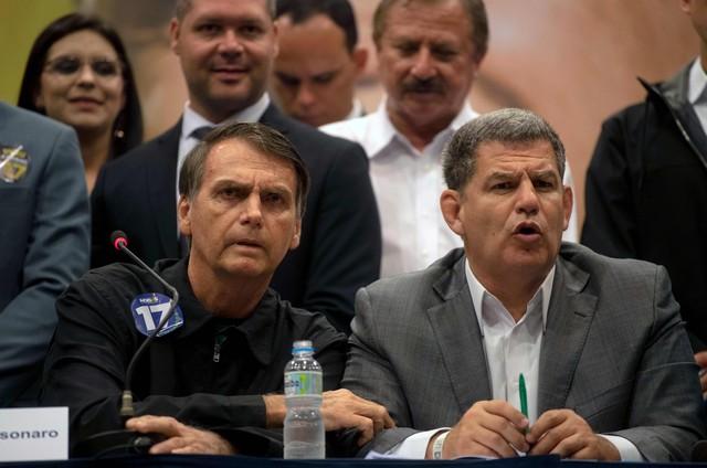 Bolsonaro ofereceu diretoria de Itaipu a Bebianno