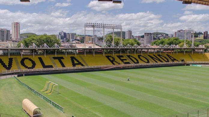Volta Redonda inicia venda de ingressos para o jogo contra o Ypiranga-RS  28fd59696860c