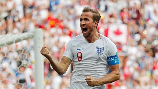 Desempenho de Harry Kane na Copa do Mundo causa alvoroço nas redes sociais 63a54c22dcb