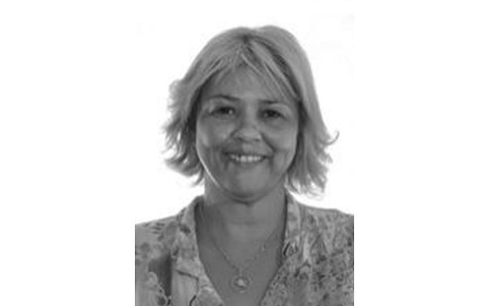 Ana Maria concorreu ao cargo de deputada pelo MDB do DF. — Foto: Divulgação/Justiça Eleitoral