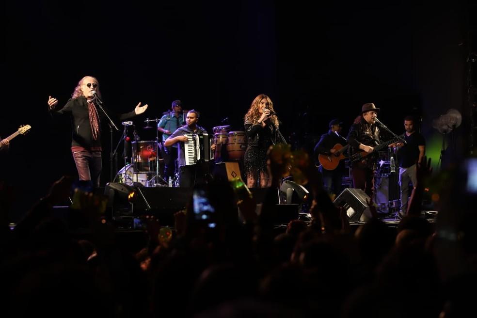 Grande Encontro na segunda noite do Festival de Inverno Bahia â?? Foto: Laécio Lacerda
