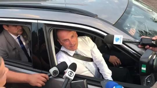 Casamento de Onyx Lorenzoni reúne Bolsonaro, políticos e integrantes do futuro governo