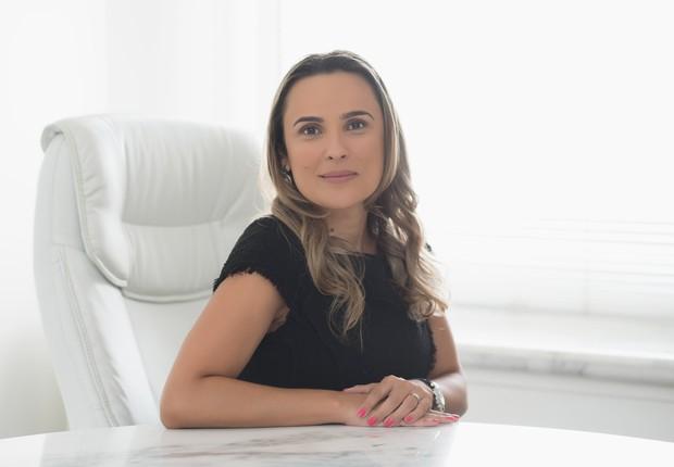 Juliana da Cunha Assad é sócia fundadora e CDO da CoinWISE, empresa de soluções em blockchain e pagamentos com criptomoedas  (Foto: Arquivo Pessoal)