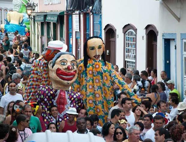 São João del Rei divulga programação oficial do carnaval 2018