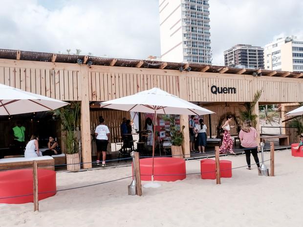 QUEM On Stage (Foto: Renato Wrobel/Editora Globo)