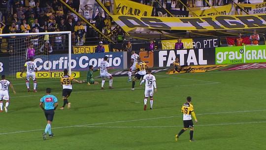 Atuações: contra o Criciúma, Vitória tem Caicedo apagado, mas Martín e Carleto em alta