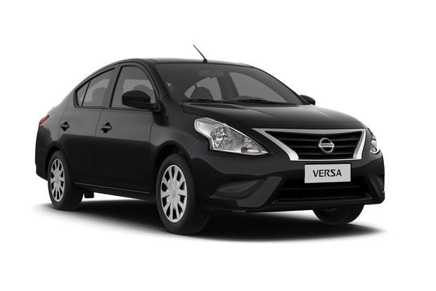 Nissan Versa Special Edition (Foto: Divulgação)
