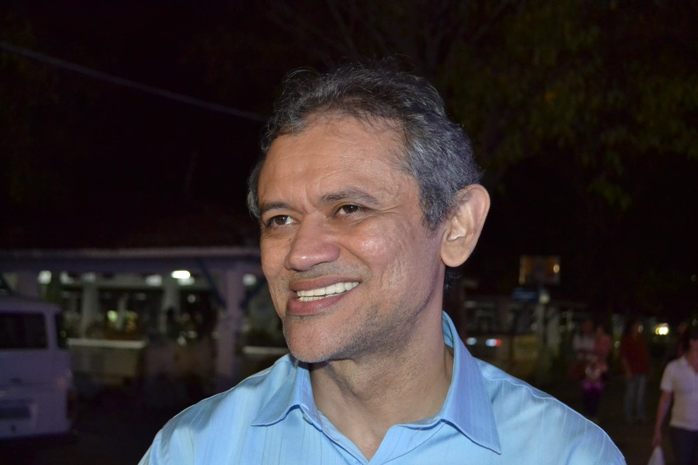 Roberto Linhares é diretor da Companhia de Águas e Esgotos do Rio Grande do Norte — Foto: Arthur Barbalho/G1