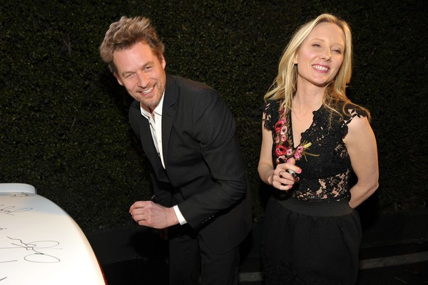 Anne Heche e Coley Laffoon (Foto: Getty Images)