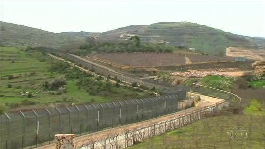Aliados criticam decisão de Trump sobre Colinas de Golã