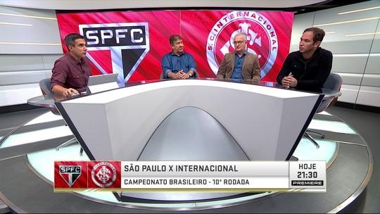 São Paulo ou Internacional? Quem perde mais com os desfalques na rodada do Brasileiro