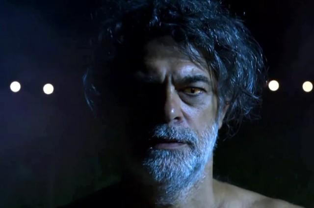 Eduardo Moscovis, o León de 'O Sétimo Guardião' (Foto: TV Globo)