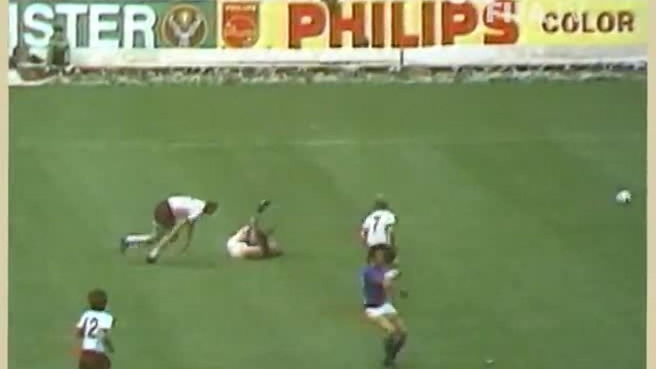 Ai! Faltas duras da Copa do Mundo de 1970