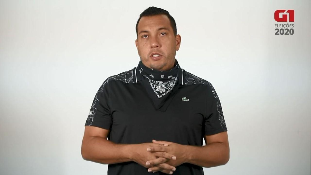 Wilson Matos (Patriota) fala sobre prioridade para saúde em Campinas