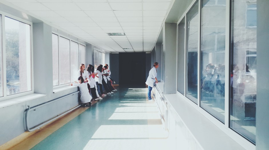 Hospital (Foto: Reprodução/Pexel)