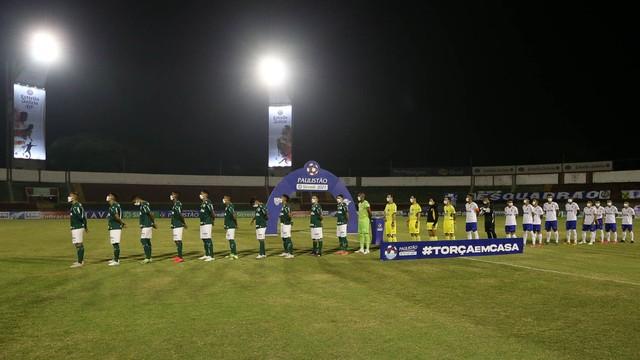 Santo André x Palmeiras