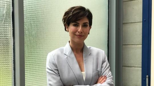 Fernanda Paes Leme comenta homenagem no 'Encontro': 'Vou muito Fátima Bernardes anos 90'