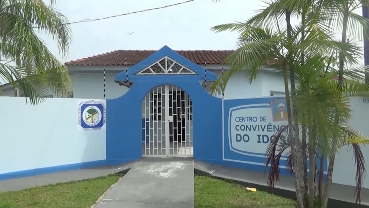 Centro do Idoso retoma com atividades remotas em Cruzeiro do Sul
