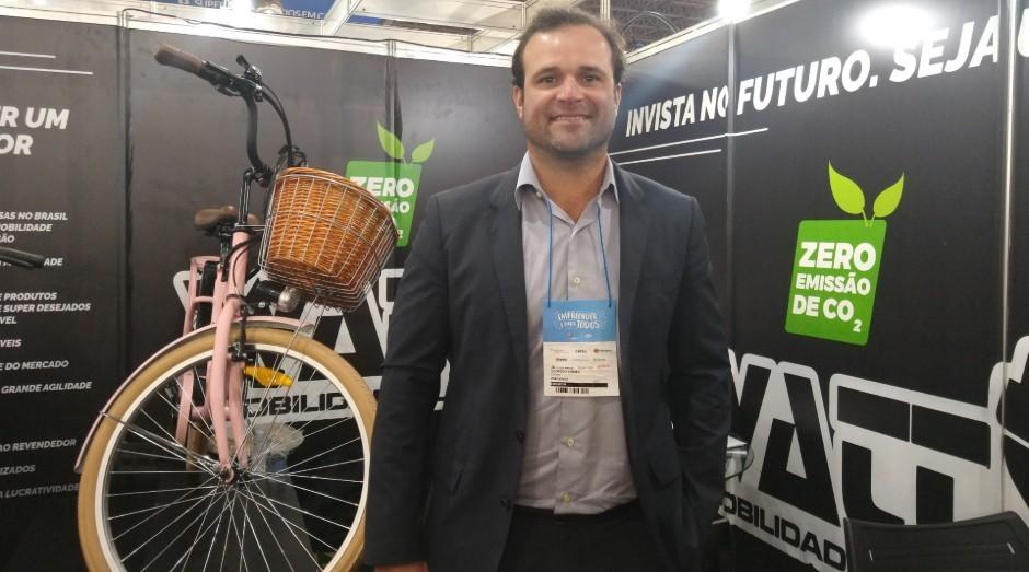 Rodrigo Gomes, fundador da Watts (Foto: Divulgação)