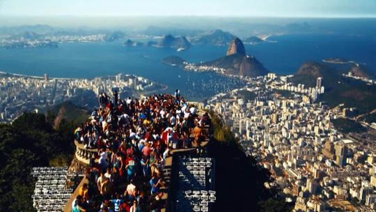 Sudeste brasileiro tem paisagens variadas que vão de metrópoles a praias