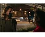 Davi (Vladimir Brichta) e Érica (Nanda Costa) viverão um romance na fase final de 'Amor de mãe' | Reproução