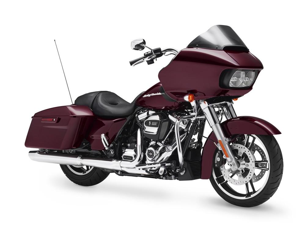 Harley-Davidson Road Glide — Foto: Harkey-Davidson/Divulgação